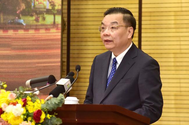 """Chủ tịch Hà Nội: """"Để mất an ninh chính trị, trật tự an toàn là không có cơ hội sửa chữa"""" - Ảnh 3."""