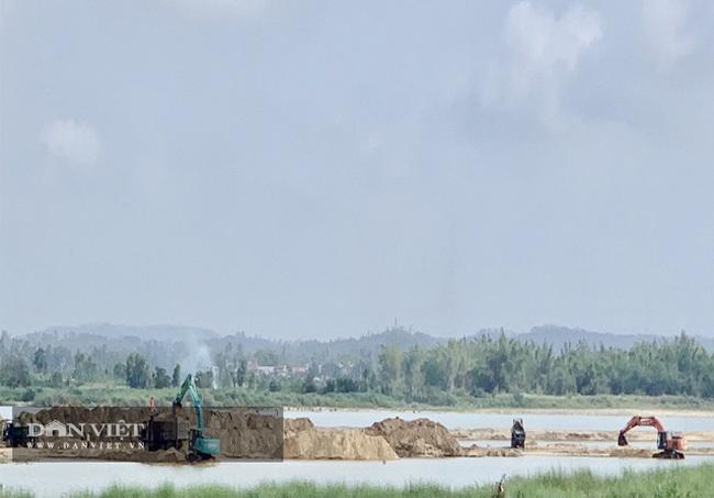 """Quảng Ngãi: Giá cát xây dựng nhảy vọt """"đội đỉnh"""" đến khó tin  - Ảnh 3."""