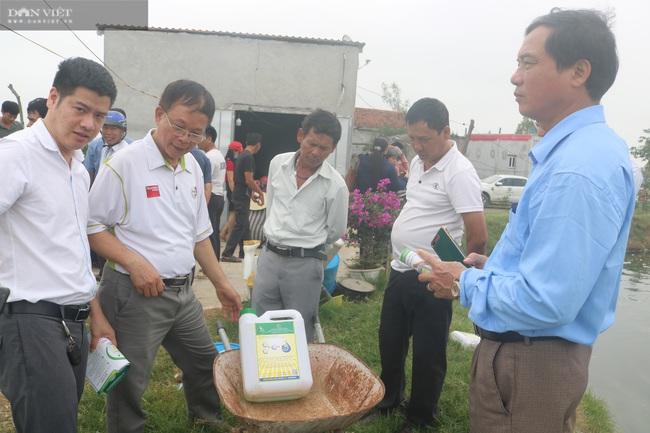 Nghệ An: Nuôi tôm thẻ chân trắng, nông dân lãi 1,3 tỉ đồng nhờ sản phẩm Mother Water của Bồ Đề - Ảnh 7.