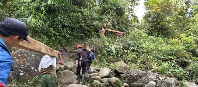 Phá rừng pơ mu Vườn quốc gia Hoàng Liên: Bộ Công an cần vào cuộc chỉ đạo khởi tố điều tra - Ảnh 3.