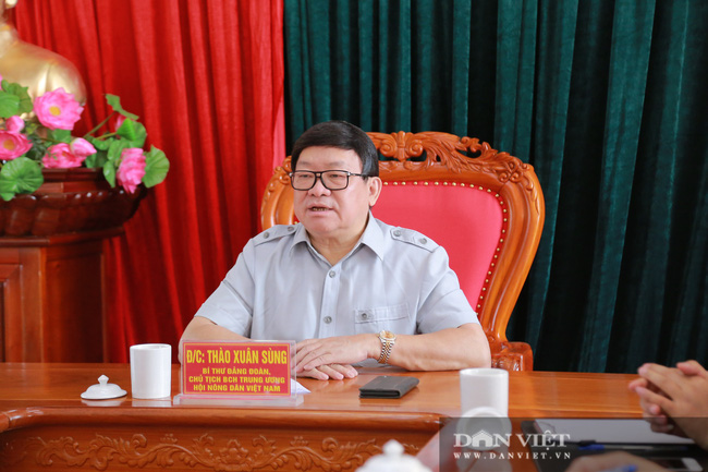 Đồng chí Thào Xuân Sùng: Đánh giá cao mô hình trồng hoa hồng của xã Sìn Hồ - Ảnh 3.