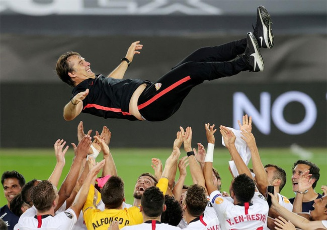 Lopetegui đang khá thành công ở Sevilla.
