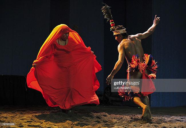 """Ấn tượng với vũ điệu """"sinh sản"""" Chichimaya - nơi các thiếu nữ Wayuu """"bắt chồng"""" - Ảnh 7."""