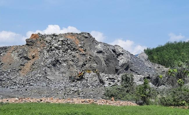 TT-Huế: Tập đoàn Trường Thịnh ngang nhiên khai thác mỏ đã hết hạn cấp phép làm dân khốn khổ  - Ảnh 1.
