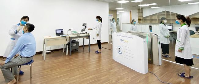 Ra mắt phần mềm khai báo, thu mẫu, xét nghiệm, trả kết quả và quản lý bệnh nhân Covid – 19 - Ảnh 2.