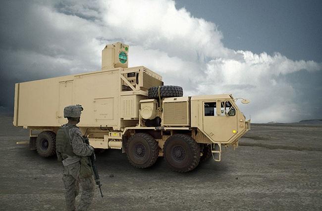 """8 công nghệ quân sự """"không tưởng"""" nhưng có thật của Mỹ  - Ảnh 3."""