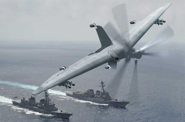 """8 công nghệ quân sự """"không tưởng"""" nhưng có thật của Mỹ  - Ảnh 4."""