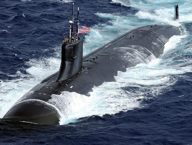 """Mỹ chỉ cần 3 tàu ngầm loại này đã đủ khiến Nga - Trung """"hoảng hốt"""" - Ảnh 4."""