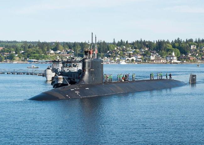 """Mỹ chỉ cần 3 tàu ngầm loại này đã đủ khiến Nga - Trung """"hoảng hốt"""" - Ảnh 8."""