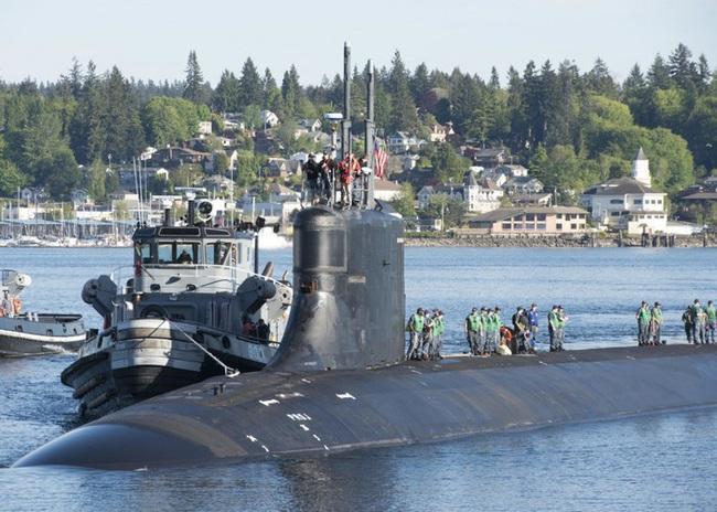 """Mỹ chỉ cần 3 tàu ngầm loại này đã đủ khiến Nga - Trung """"hoảng hốt"""" - Ảnh 10."""