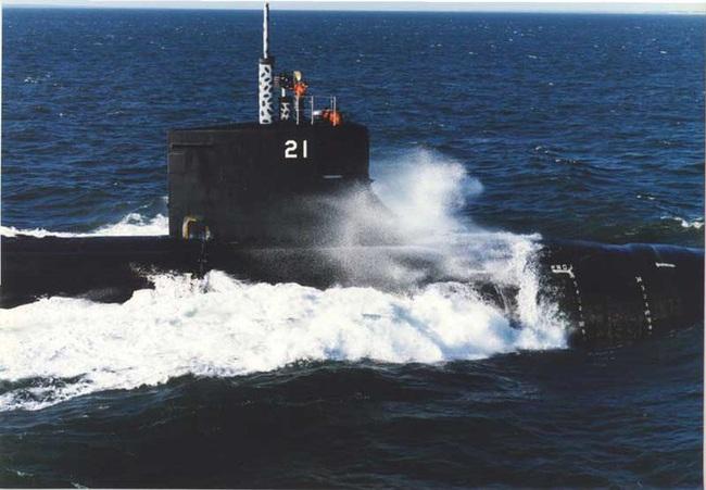 """Mỹ chỉ cần 3 tàu ngầm loại này đã đủ khiến Nga - Trung """"hoảng hốt"""" - Ảnh 11."""