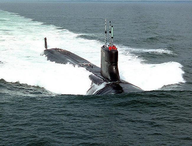 """Mỹ chỉ cần 3 tàu ngầm loại này đã đủ khiến Nga - Trung """"hoảng hốt"""" - Ảnh 22."""