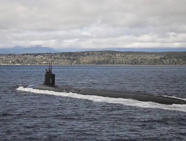 """Mỹ chỉ cần 3 tàu ngầm loại này đã đủ khiến Nga - Trung """"hoảng hốt"""" - Ảnh 24."""