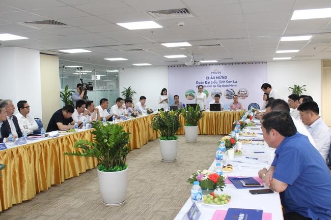 Tập đoàn Mavin đề xuất đầu tư Tổ hợp Dự án chăn nuôi và chế biến xuất khẩu 600 tỷ đồng tại Sơn La - Ảnh 1.