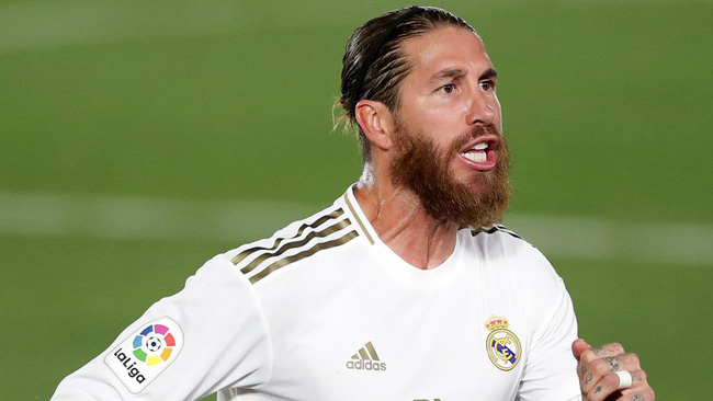 Ramos có thể tái xuất ở trận lượt về với Chelsea.