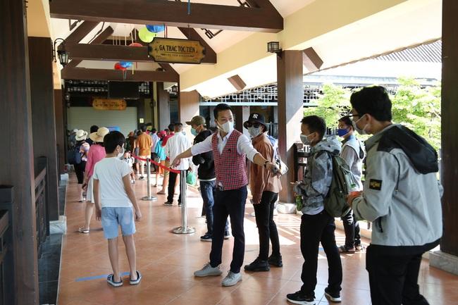Đà Nẵng: Lo ngại dịch bệnh, 15-20% khách hủy phòng, tour Đà Nẵng dịp lễ - Ảnh 2.