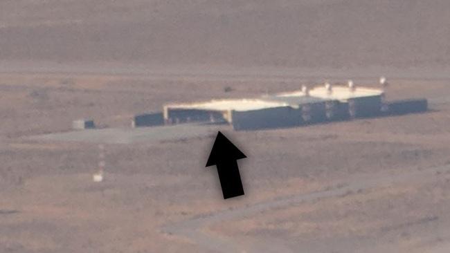 Điều tra vật thể lạ trong 'Khu vực 51' của Không quân Mỹ - Ảnh 1.