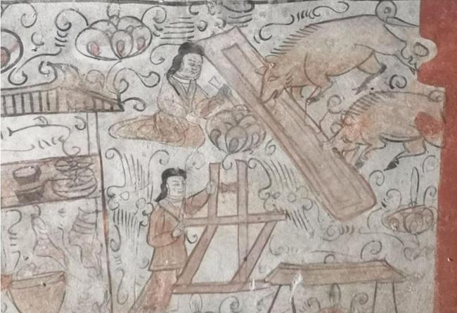 Lăng mộ bích họa quý hiếm nhất trong lịch sử khảo cổ cuối cùng đã được tìm thấy nguyên vẹn sau hàng nghìn năm - Ảnh 2.
