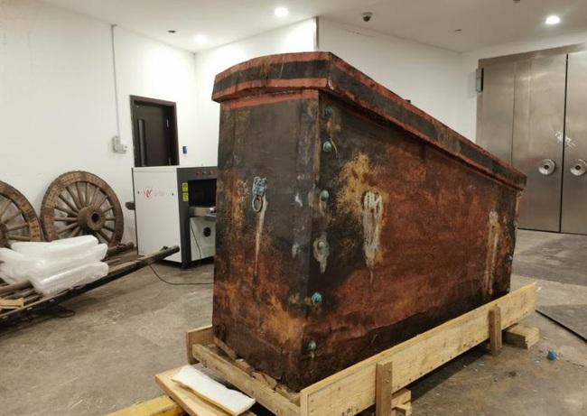 Lăng mộ bích họa quý hiếm nhất trong lịch sử khảo cổ cuối cùng đã được tìm thấy nguyên vẹn sau hàng nghìn năm - Ảnh 3.