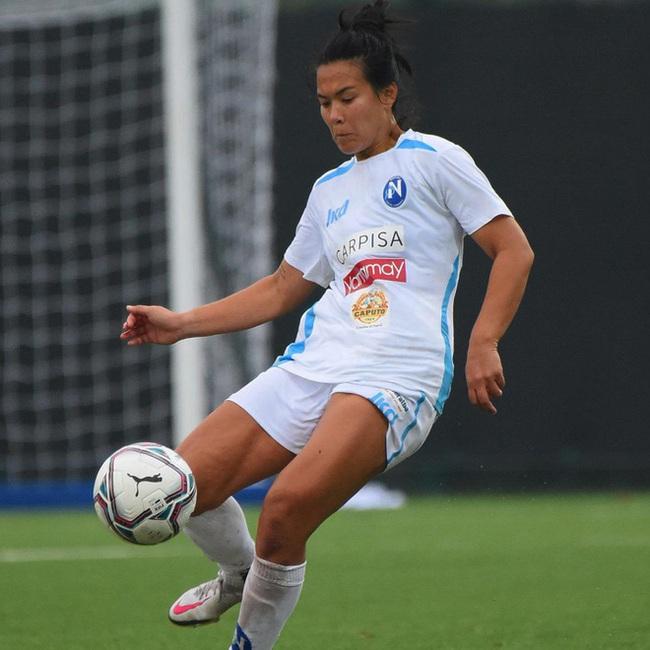 Nhan sắc của nữ cầu thủ Việt kiều được gọi lên tuyển Australia - Ảnh 7.