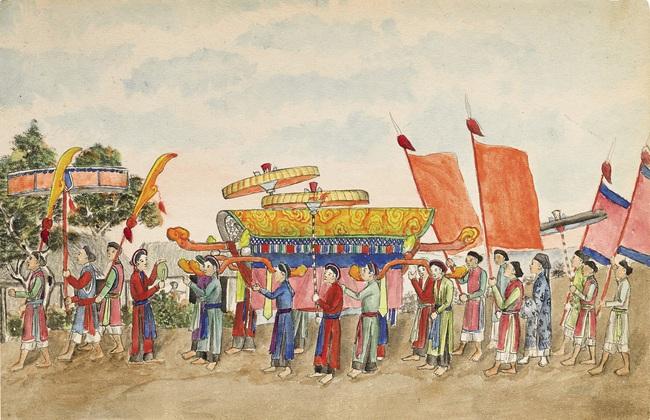 Điều lý thú về cái lọng của người Việt xưa - Ảnh 2.