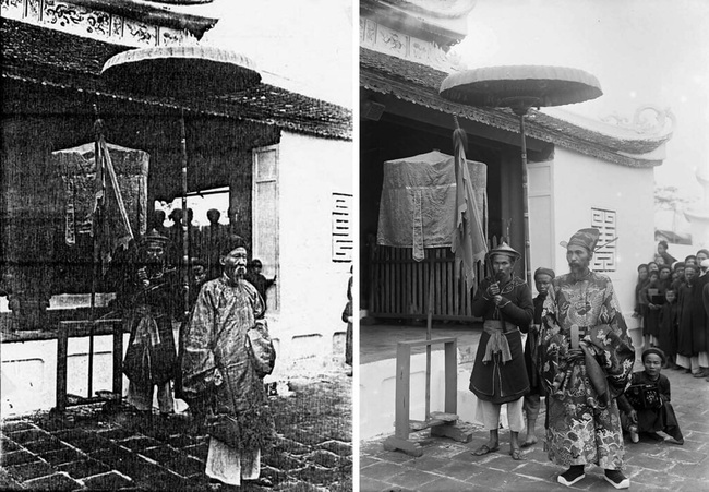 Điều lý thú về cái lọng của người Việt xưa - Ảnh 3.