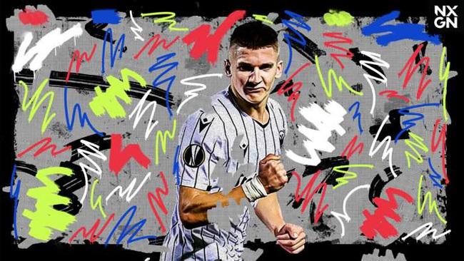 """Christos Tzolis: """"Cậu bé vàng"""" của bóng đá Hy Lạp - Ảnh 1."""