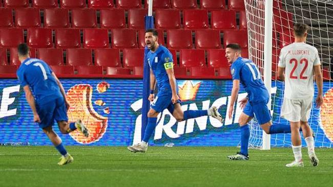 """Christos Tzolis: """"Cậu bé vàng"""" của bóng đá Hy Lạp - Ảnh 2."""