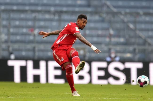 Boateng có mùa giải cuối cùng ở Bayern Munich.