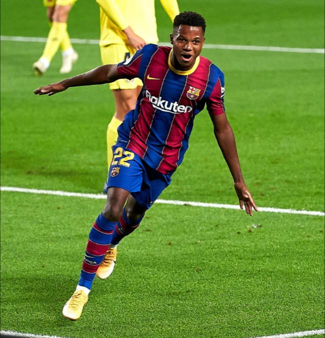 Ansu Fati và 10 tài năng trẻ kiệt xuất của bóng đá thế giới - Ảnh 1.