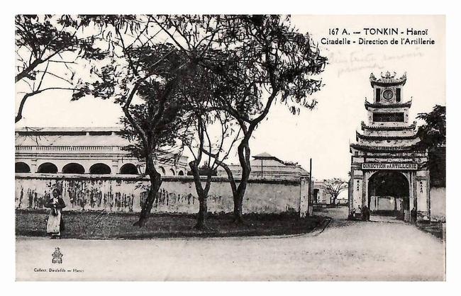 Ảnh lịch sử vô giá về điện Kính Thiên ở Hoàng thành Hà Nội - Ảnh 5.