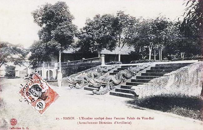 Ảnh lịch sử vô giá về điện Kính Thiên ở Hoàng thành Hà Nội - Ảnh 6.