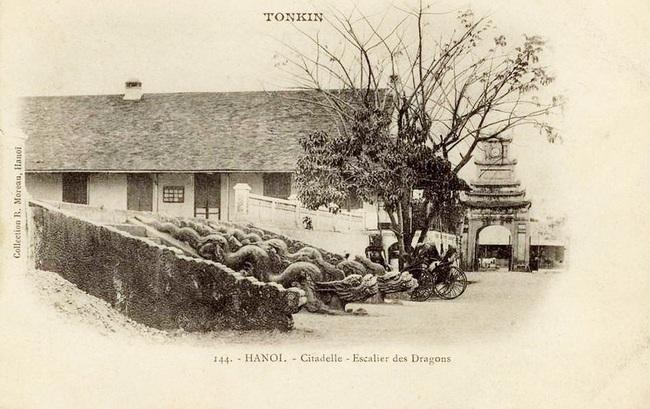 Ảnh lịch sử vô giá về điện Kính Thiên ở Hoàng thành Hà Nội - Ảnh 9.