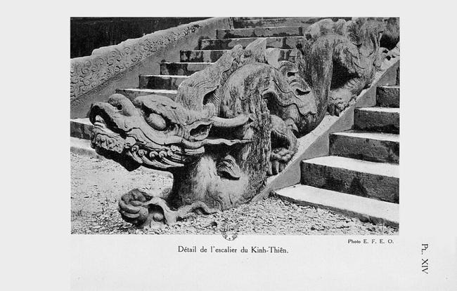 Ảnh lịch sử vô giá về điện Kính Thiên ở Hoàng thành Hà Nội - Ảnh 10.
