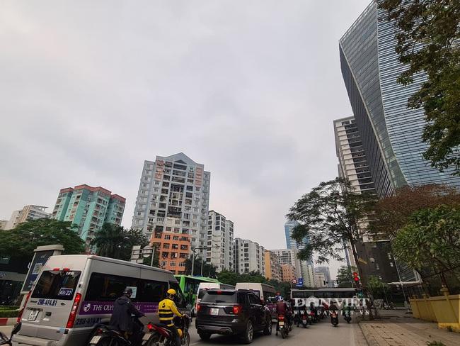 """Đô thị """"ngột thở"""": Hạ tầng giao thông """"đua"""" không kịp chung cư - Ảnh 3."""