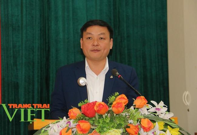 Hội Nông dân Sơn La: Tổ chức xây dựng công tác hội vững mạnh - Ảnh 2.