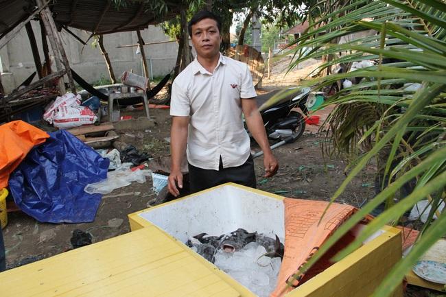 Bình Dương: Cá nuôi lồng bè chết trắng, người dân thiệt hại nhiều tỷ đồng - Ảnh 2.