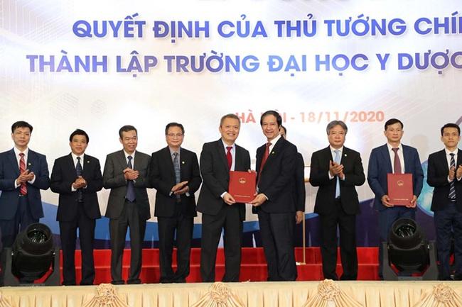 Nhìn lại thành tựu Giám đốc ĐHQGHN Nguyễn Kim Sơn đạt được trước khi trở thành Bộ trưởng Bộ GD-ĐT - Ảnh 9.