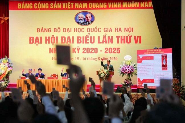 Nhìn lại thành tựu Bộ trưởng Bộ GD-ĐT Nguyễn Kim Sơn làm được tại Đại học Quốc gia Hà Nội - Ảnh 6.