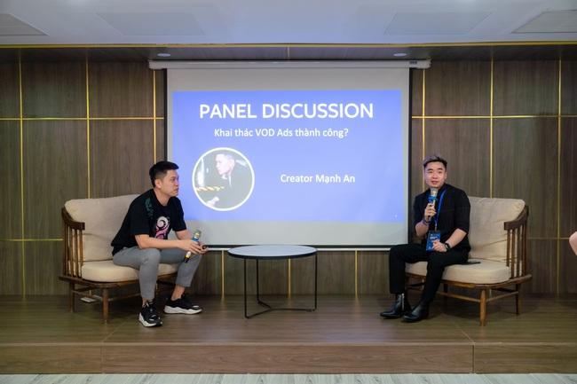 OTA Network tổ chức chuỗi sự khiến VIietnam Creator Summit (VCS) 2021 - Ảnh 3.