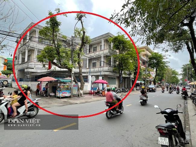 Quảng Ngãi: Nhà công sản trị giá nhiều tỷ/căn bỏ hoang ngay trung tâm thành phố  - Ảnh 4.