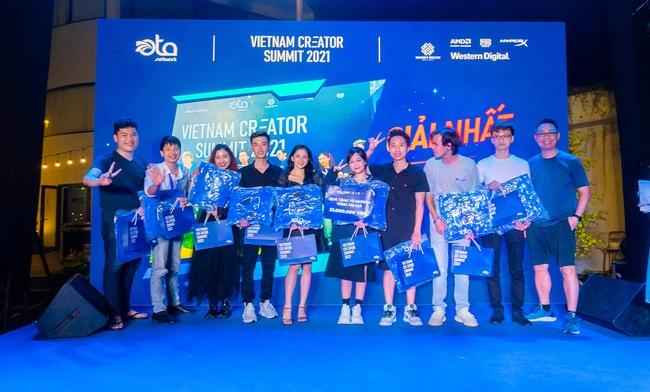 OTA Network tổ chức chuỗi sự khiến VIietnam Creator Summit (VCS) 2021 - Ảnh 1.