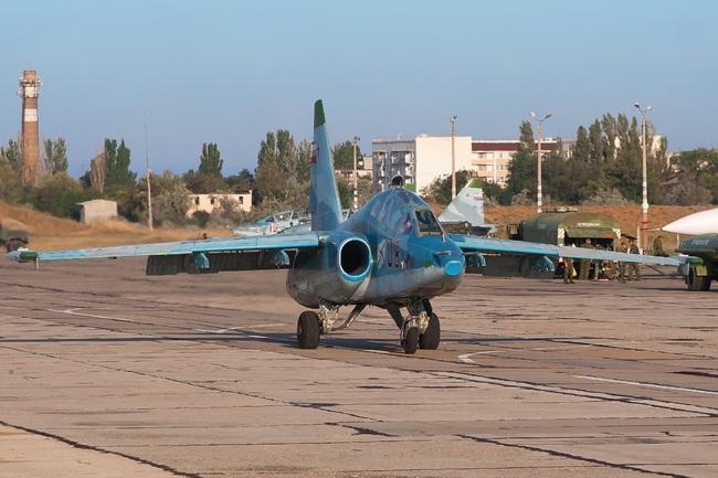 Su-25 thành công rực rỡ ở Trung Đông, xứng đáng thay thế cho Su-22 Việt Nam - Ảnh 5.