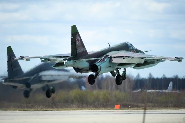 Su-25 thành công rực rỡ ở Trung Đông, xứng đáng thay thế cho Su-22 Việt Nam - Ảnh 8.