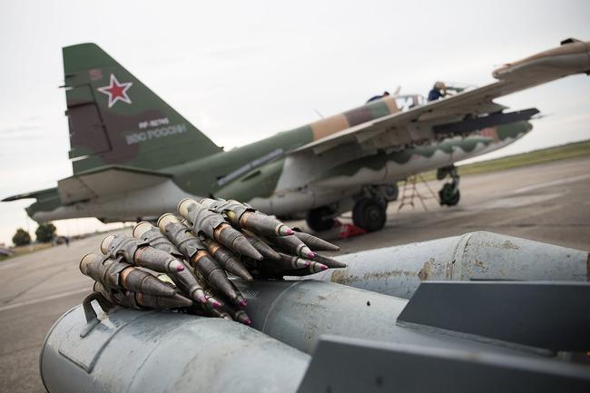 Su-25 thành công rực rỡ ở Trung Đông, xứng đáng thay thế cho Su-22 Việt Nam - Ảnh 9.