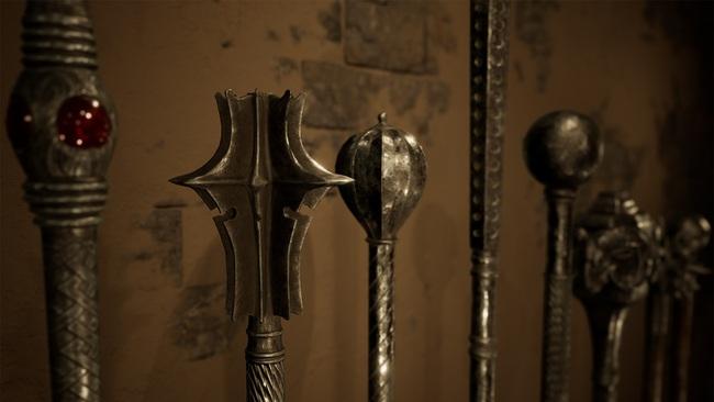 Vì sao chùy là vũ khí đáng sợ nhất châu Âu Trung cổ? - Ảnh 2.