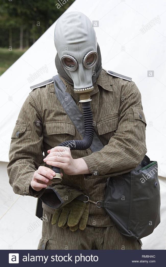 Mặt nạ phòng độc nào đang được sử dụng phổ biến trong Quân đội Việt Nam? - Ảnh 4.