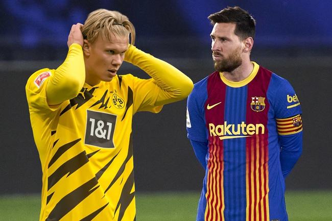 Messi muốn Barcelona tăng cường hàng công.