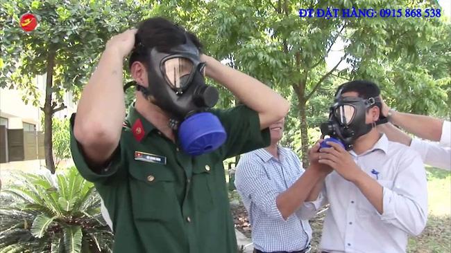 Mặt nạ phòng độc nào đang được sử dụng phổ biến trong Quân đội Việt Nam? - Ảnh 7.