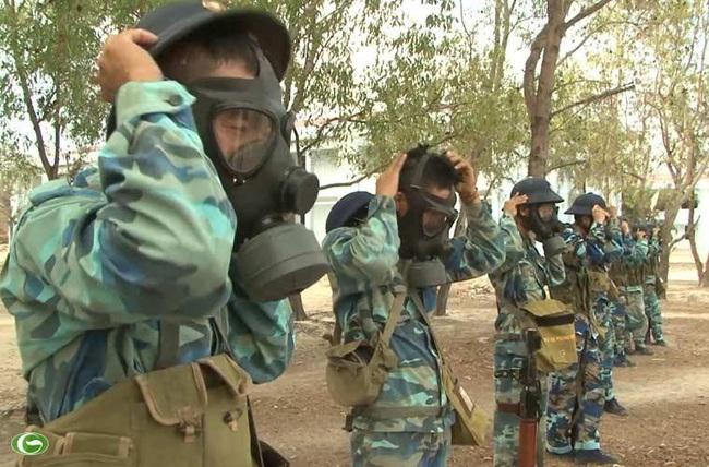 Mặt nạ phòng độc nào đang được sử dụng phổ biến trong Quân đội Việt Nam? - Ảnh 8.